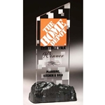 EZ Wedge Acrylic Awards
