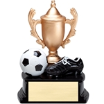 Soccer Resin Cup Theme Trophies