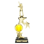 Softball Spin Star Trophies