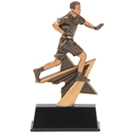 Flag Football Star Power Trophies