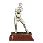 Female Volleyball Elite Resin Trophies