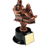 Fantasy Racing Armchair Trophy