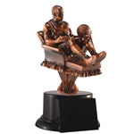 Fantasy Basketball Armchair Trophy