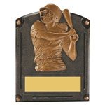 Softball Legends of Fame Trophy/Plaque