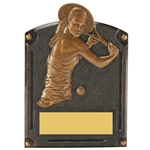 Tennis Female Legends of Fame Trophy/Plaque