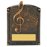 Music Legends of Fame Trophy/Plaque