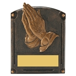 Religion Legends of Fame Trophy/Plaque
