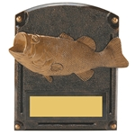 Fishing Legends of Fame Trophy/Plaque
