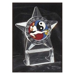 Martial Arts All Star Insert Trophy