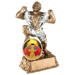 Cornhole Monster Trophies