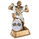 Racing Monster Trophies