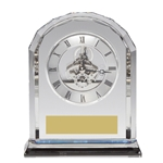 Template Crystal Clock Awards