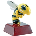 Spelling Bee/Hornet Resin Sculpture Trophies