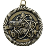 Science Fair Value Medals