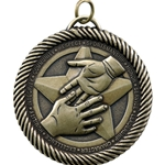 Sportsmanship Teamwork Value Medals