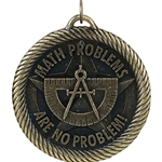 """Math Problems Are No Problem!"" Value Medals"