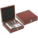 Flask & Cards Gift Sets