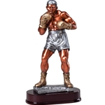 Boxer Large Resin Series Trophies
