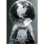 Triad Globe Crystal Awards