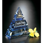 Accolade Pyramid Crystal Awards
