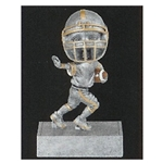 Football Rock n' Bop Bobblehead Trophies