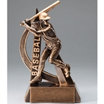 Baseball Ultra Action Sports Resin Trophy
