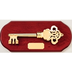 Key To The City™ Plaques