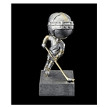 Hockey No Face Bobblehead Trophies