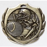 Football Burst Medals