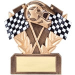 Racing Resin Trophies