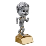Track Bobblehead Trophies