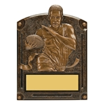 Flag Football Legends of Fame Trophy/Plaque