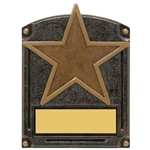 Star Legends of Fame Trophy/Plaque