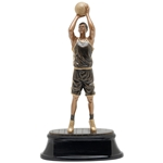 Basketball Male Power Trophies