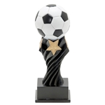 Soccer Tempest Resin Trophies