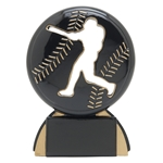 Baseball Shadow Sport Resin Trophies