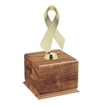 "Gold ""Childhood Cancer"" Awareness Ribbon Perpetual Award"