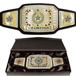 Champion Award Belts