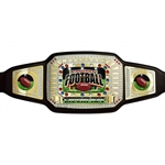 Fantasy Football Champion Award Belts