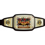 Poker Champion Award Belts