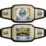 Create Your Own Custom Champion Award Belt