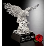 Majestic Eagle Crystal Awards