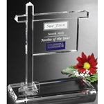 Real Estate Sign Crystal Awards