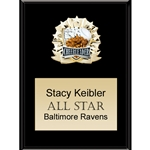 Cheerleader All Star Plaques