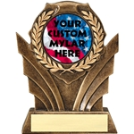 Design Your Own Custom Insert Trophies Medium