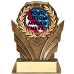 Design Your Own Custom Insert Trophies Large