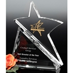 Zephyr Star Crystal Awards