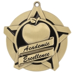 Academic Excellence Super Star Medals