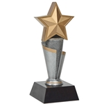 Star Tower Resin Trophies