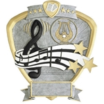 Music Shield Trophies